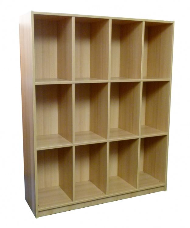 conen xxl schulranzenregal 12 f cher versandkostenfrei. Black Bedroom Furniture Sets. Home Design Ideas