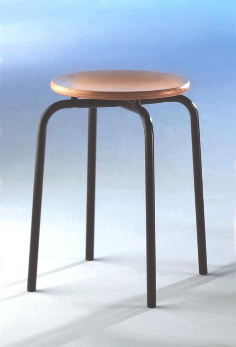 conen 4 bein hocker versand schnell zuverl ssig kaufen bei lutz langer. Black Bedroom Furniture Sets. Home Design Ideas